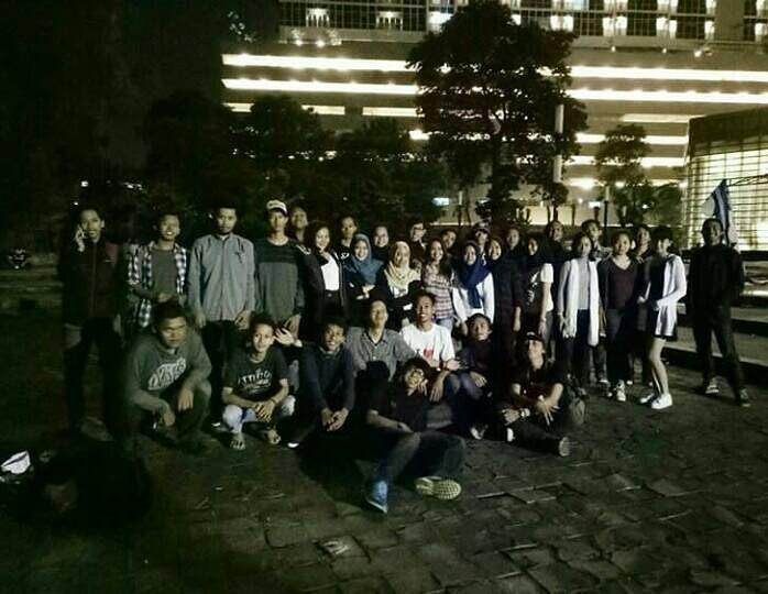Komunitas Pecandu Sastra